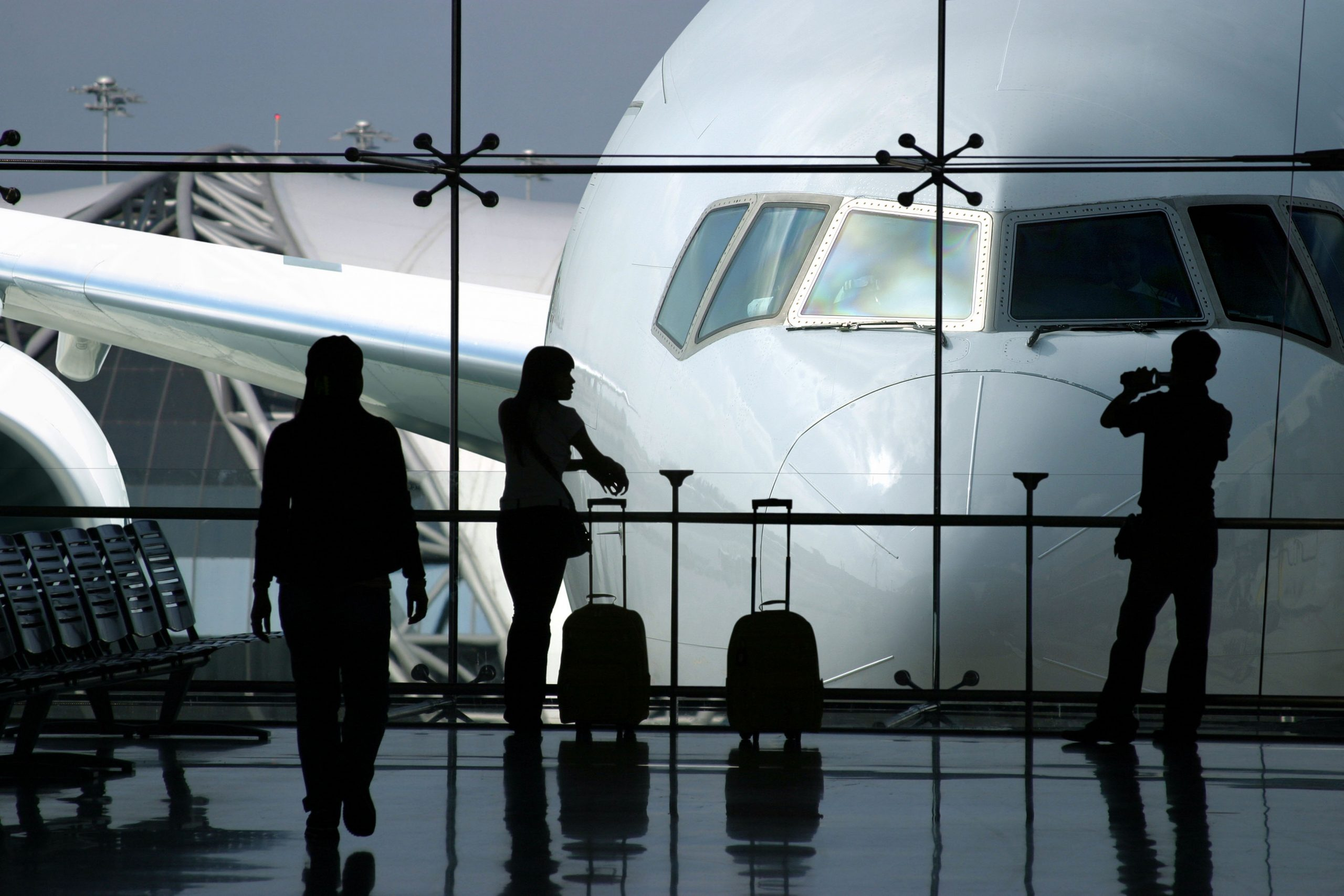 Air Travel Safe Without Social Distancing - A4E