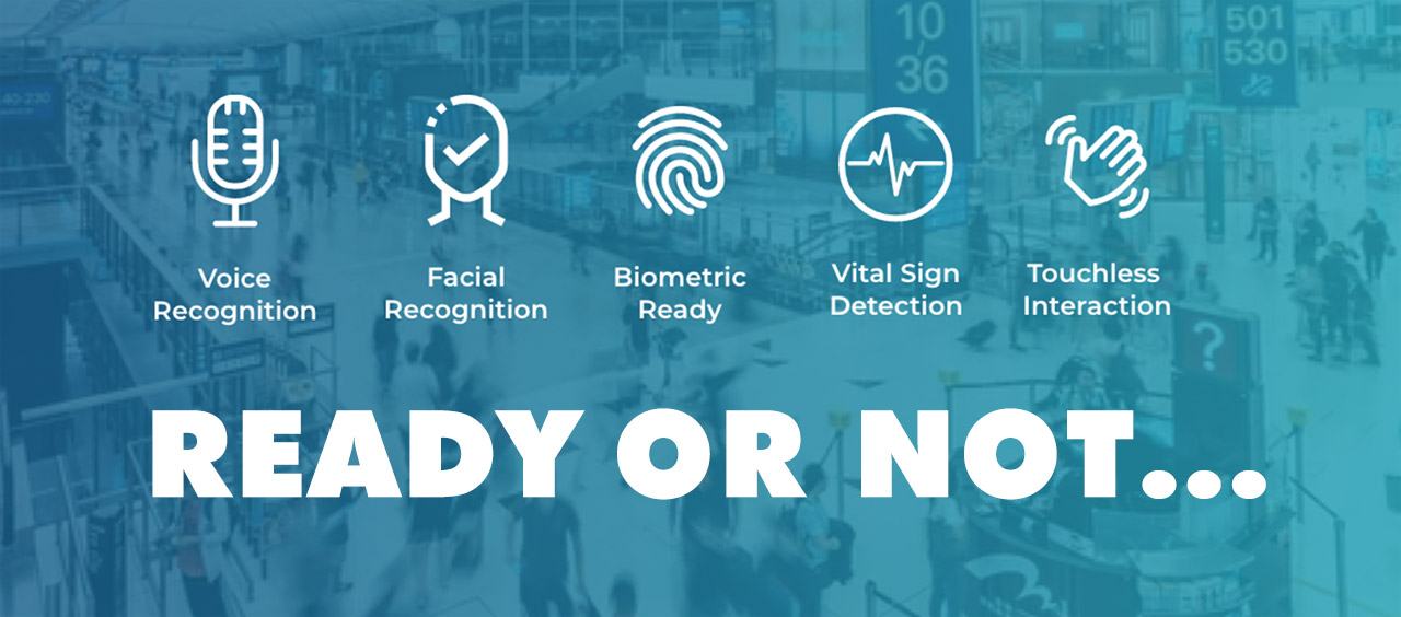 Airports Worldwide Install New Touchless Monitoring Tech