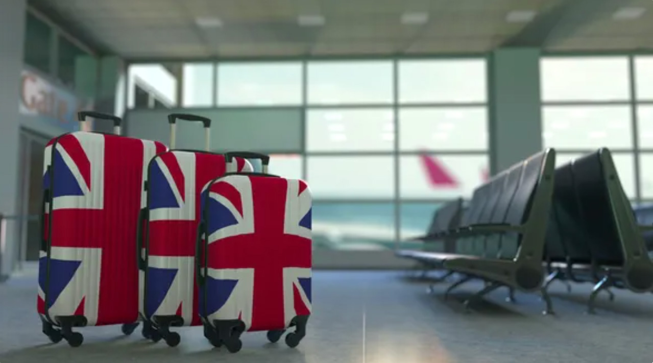 Travel to England? Here's the New UK Passenger Rules