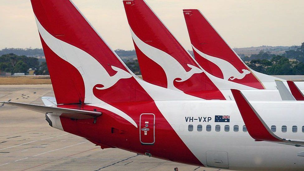 Qantas Looks At South Africa Again