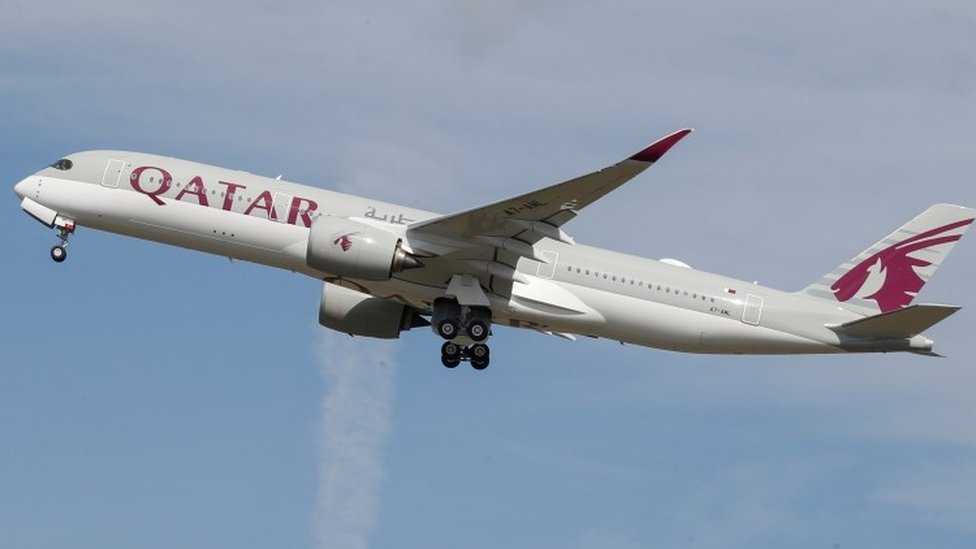 Qatar flying more than any other